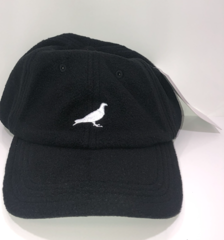 STAPLE PIGEON - SHERPA DAD HAT (BLACK)