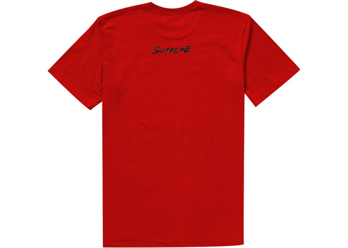 SUPREME - REAPER TEE (RED)