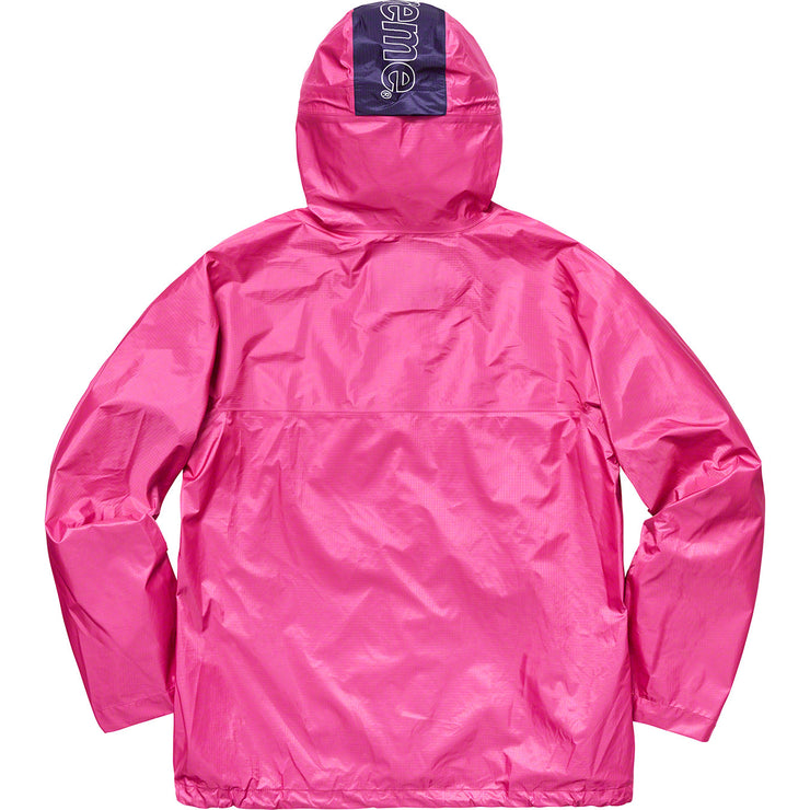 SUPREME - TAPED SEAM JACKET S/S '19 (PINK)