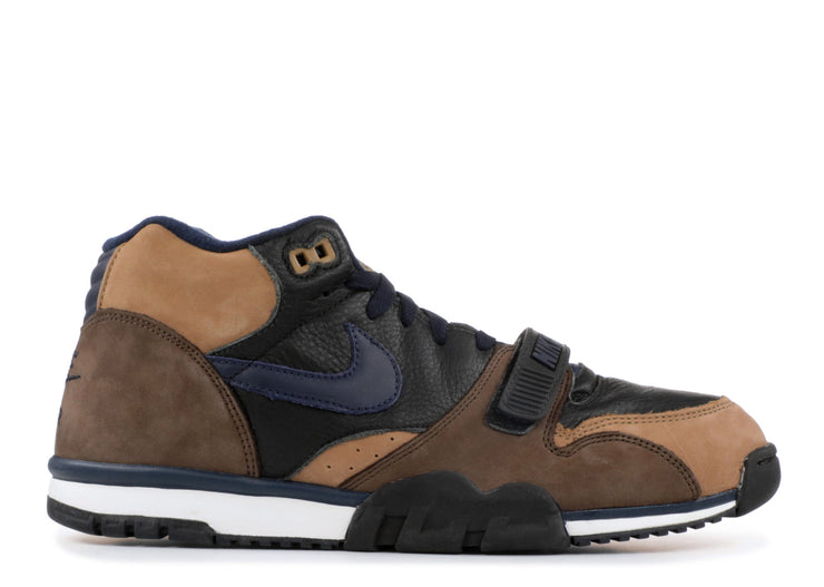 AIR TRAINER 1 SB - NAVY/BROWN