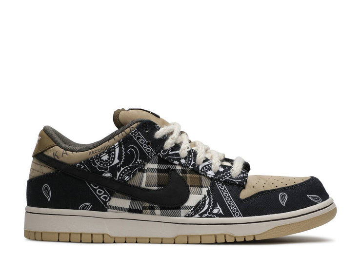 NIKE SB DUNK LOW PRM QS - TRAVIS SCOTT