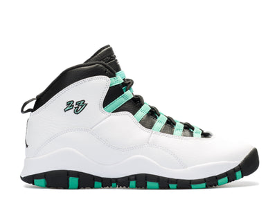 AIR JORDAN RETRO 10 30TH GG (GS) - VERDE