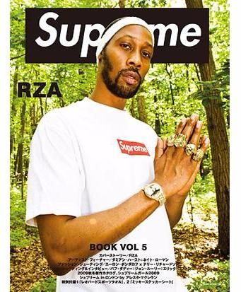 SUPREME - BOOK VOL. 5 (RZA)