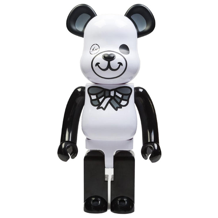 BE@RBRICK - FRAGMENT/FREEMASONRY 1000% (WHITE)