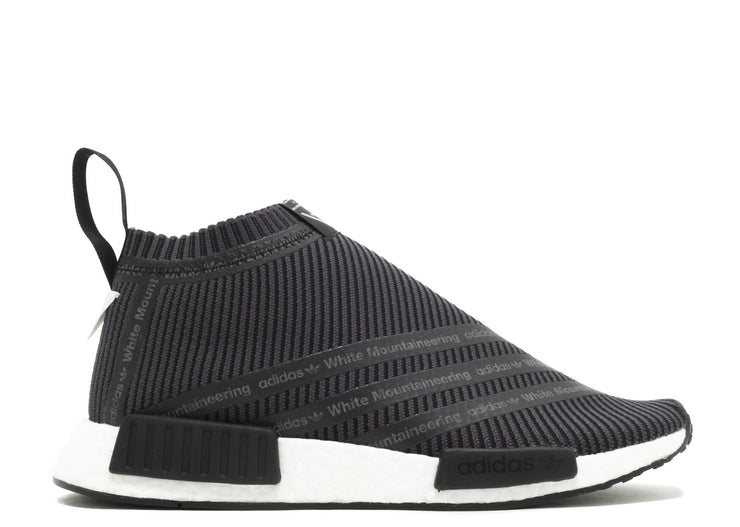 WM NMD CITY SOCK - THE WHITE MOUNTAINEERING