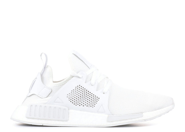 NMD XR1 TEXTILE - TRIPLE WHITE