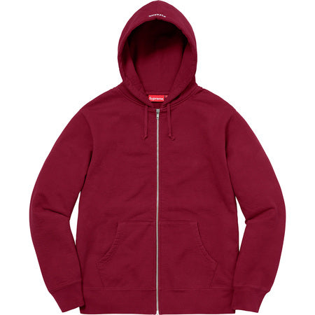 SUPREME/AKIRA - SYRINGE ZIP UP SWEATSHIRT (CARDINAL)
