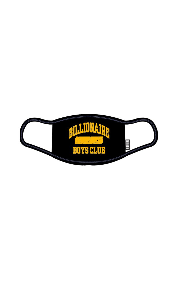 BILLIONAIRE BOYS CLUB - BB UNI MASK (BLACK)