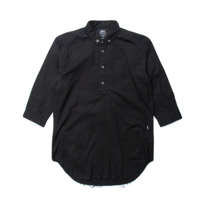 PUBLISH - DION BUTTON UP (BLACK)