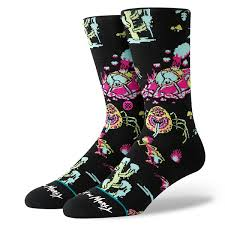 STANCE - CRASH LANDING (BLACK)