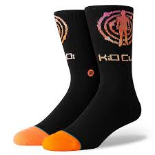 STANCE - KID CUDI LOGO (BLACK)