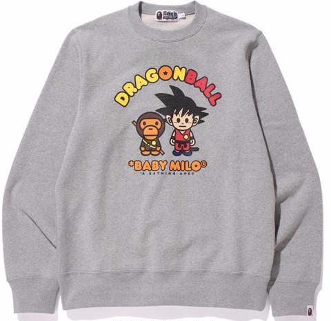 Bape x Dragon Ball Z - Crewneck