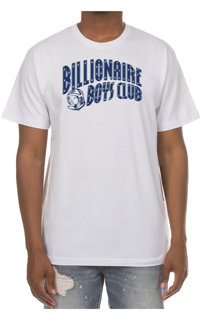 BILLIONAIRE BOYS CLUB - BB DAZED SS TEE (WHITE)