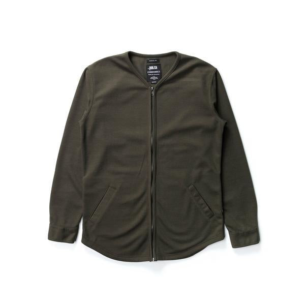 PUBLISH - GERIK ZIP UP JACKET (OLIVE)