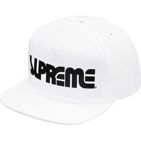 SUPREME - SURF STYLE 5-PANEL (WHITE)