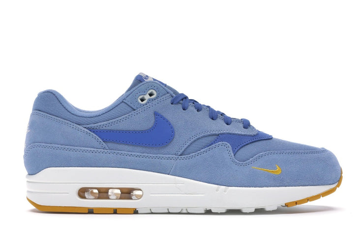 NIKE - AIR MAX 1 MINI SWOOSH WORK BLUE [USED]