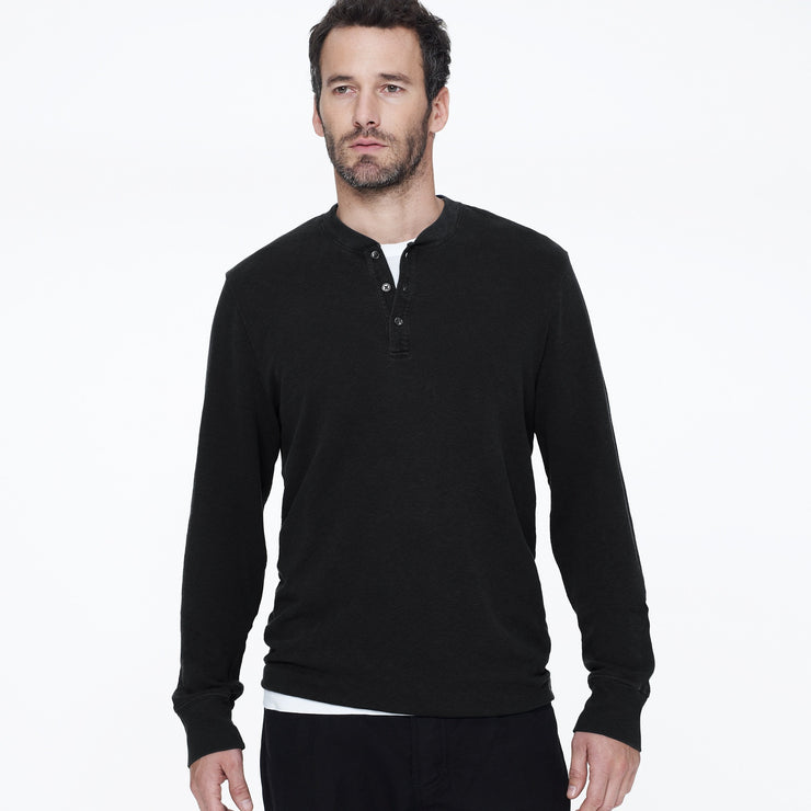 James Perse - L/S Henley
