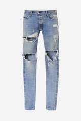 FEAR OF GOD - 4TH COLLECTION SELVEDGE DENIM (INDIGO)
