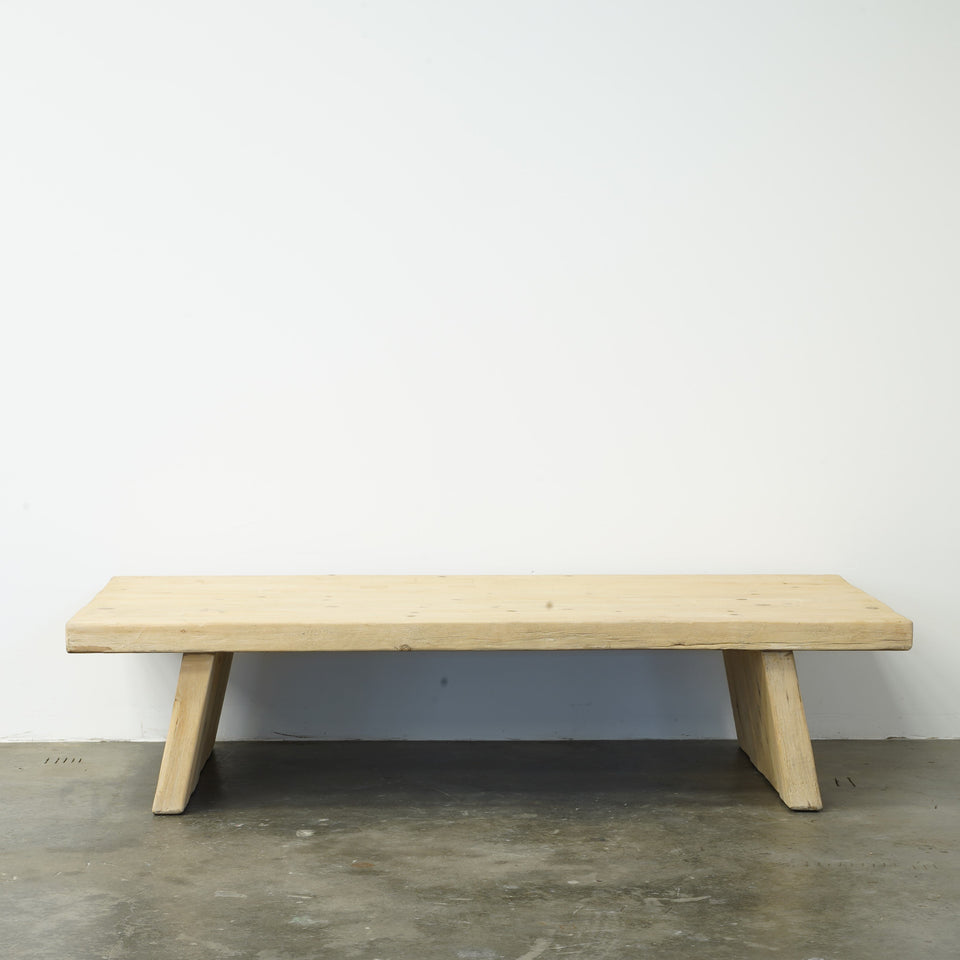 Cassia Recycled Pine Coffee Table
