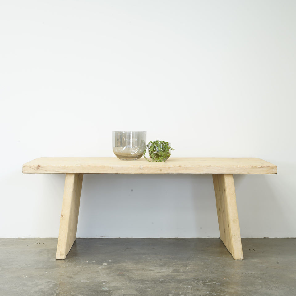 Cassia Recycled Pine Dining table - Dining Table - rectangle
