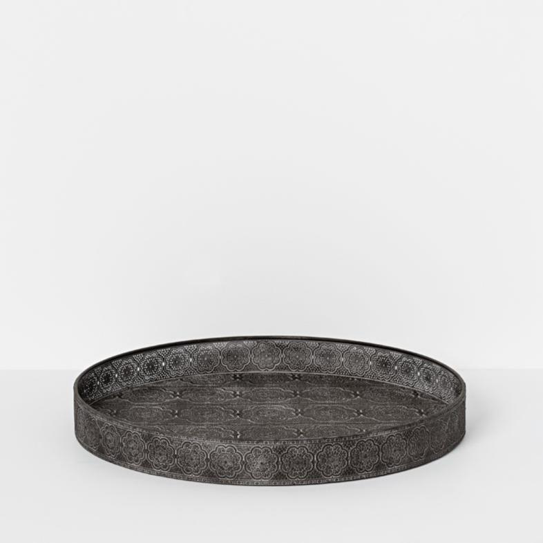 Chiara Metal Tray