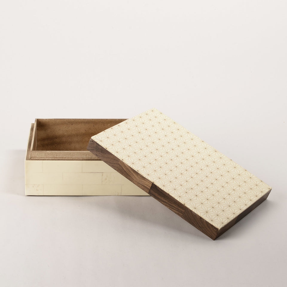 Favo Bone Timber Box