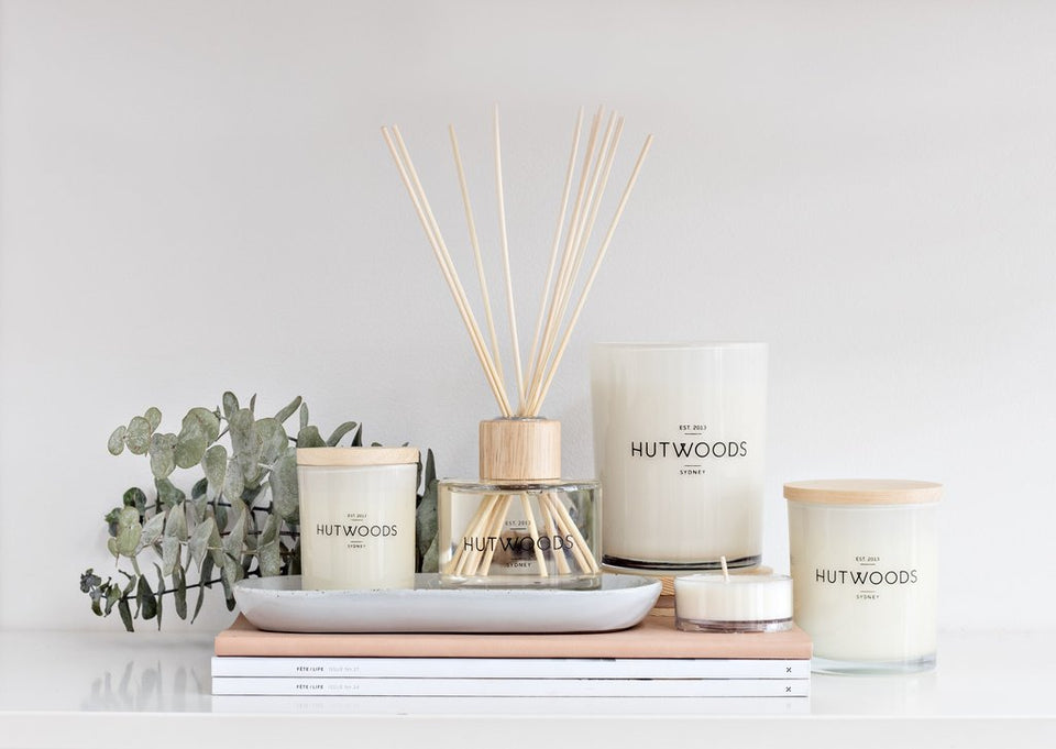 Hutwoods Champagne & Strawberries Diffuser