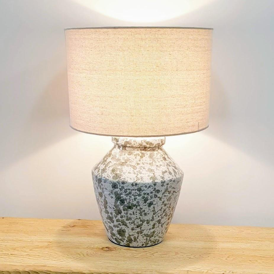 Olivetti Porcelain Table Lamp