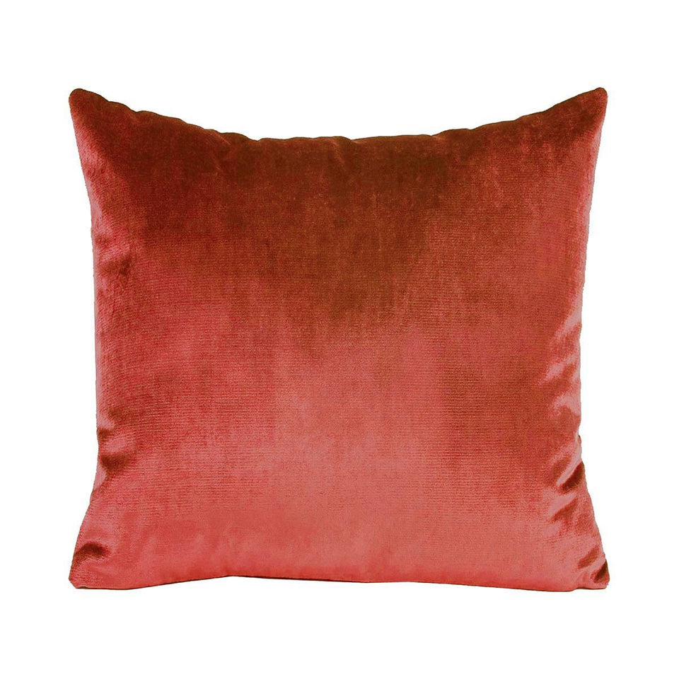 Philia Velvet Cushion - 45 X 45cm / Ambre - Indoor Cushions