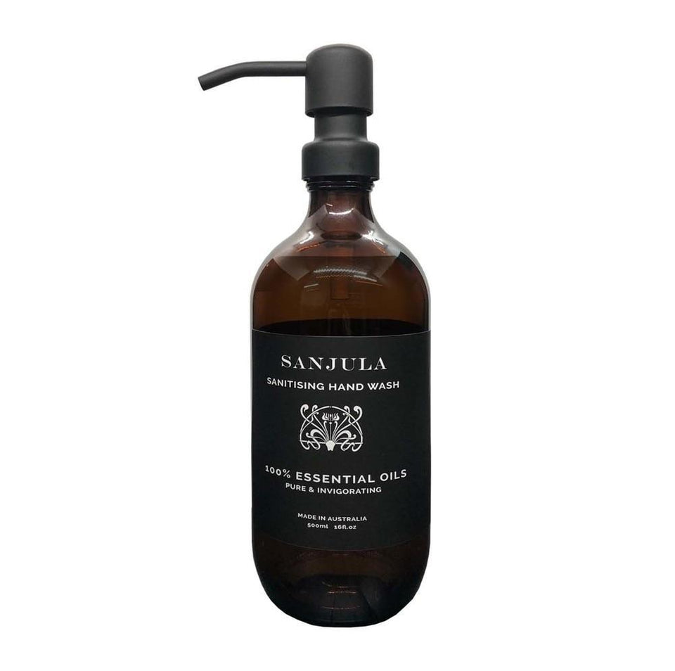 Sanjula Liquid Sanitising Hand Wash - Pamper