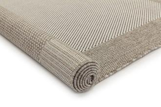 Vissarion Outdoor Rug - 240 X 340cm / Cream - Outdoor Rugs