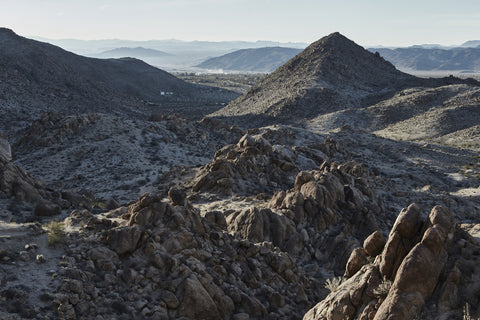 California Landscape, Joshua Tree national park.
