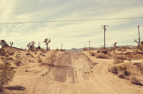 Road to nowhere, Joshua Tree