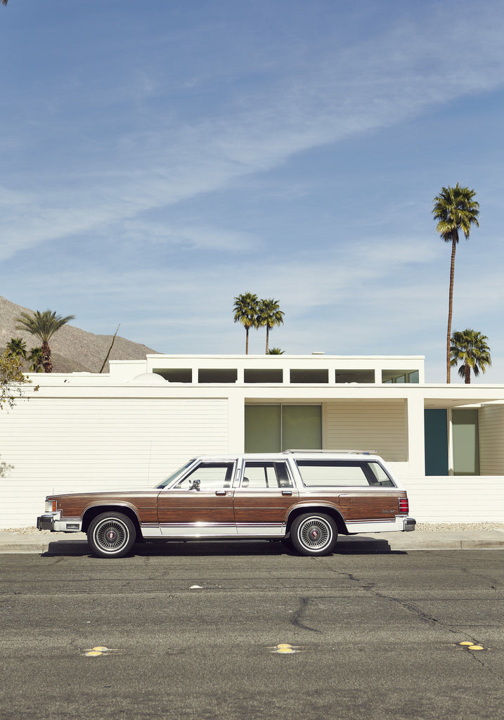 Chevrolet Caprice, Palm Springs
