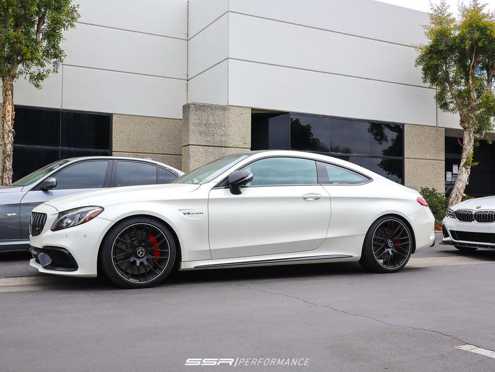 Mercedes AMG C63s - Stage 2 Tune, Downpipes, Suspension and Grille Swap