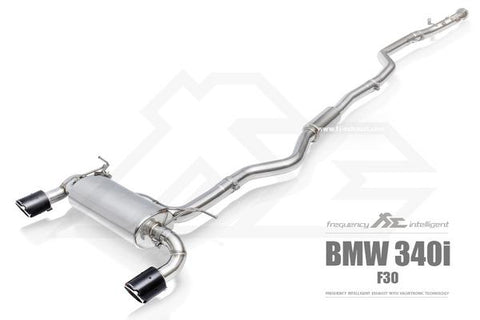 FI Exhaust BMW F30 340i F32 440i B58 DownPipe Only - SSR Performance