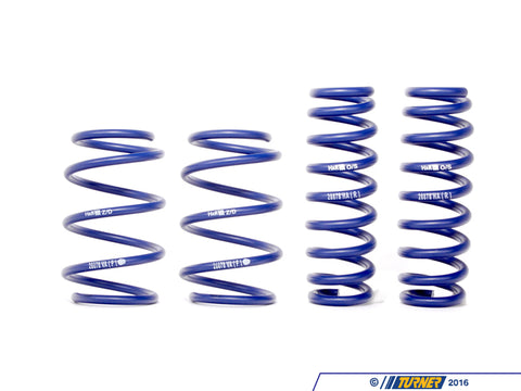 H&R SPORT SPRINGS: BMW 3-SERIES F30 2012-UP & 4-SERIES F32 2014-UP - SSR Performance