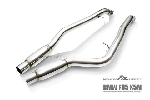 FI Exhaust BMW X6M F86/X5M F85 DownPipe Only - SSR Performance