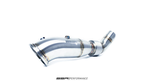 SSR Performance 2020 Toyota Supra DOWNPIPE - A90 MKV Supra - SSR Performance