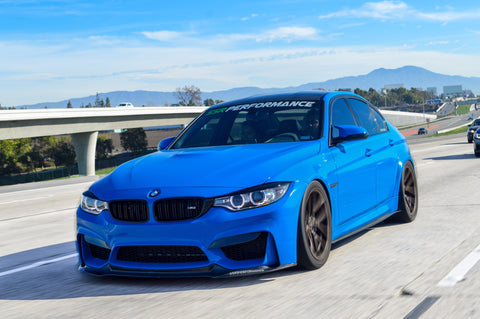 KW V3 Coilovers BMW M3/M4 (F80/F82) - With Adaptive M Suspension (Includes Cancellation Unit)