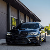 "SSR PERFORMANCE F90 M5 3"" STAINLESS STEEL DOWNPIPES (2018+) - SSR Performance"
