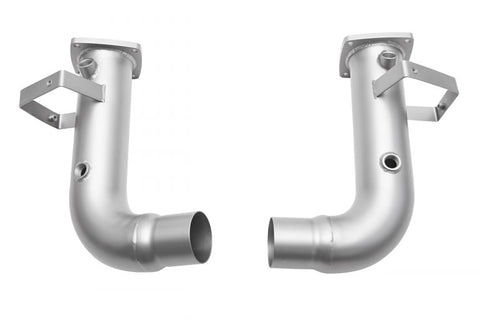 SOUL Porsche 991.2 Carrera Base / S (without PSE) Cat Bypass Pipes - SSR Performance