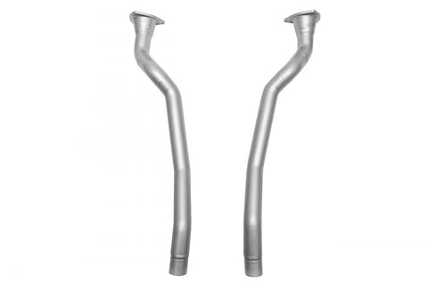 SOUL Ferrari FF Competition Downpipes - SSR Performance