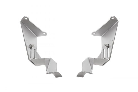 SOUL Porsche 997 GT3 Support Brackets (for SOUL Modular Competition Exhaust Package) - SSR Performance