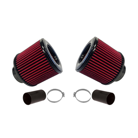 SSR Performance BMW Dual Cone Intake (N54) - SSR Performance