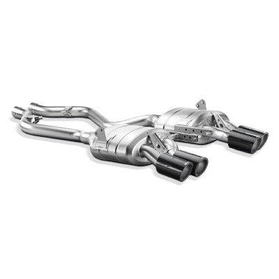 Akrapovic Slip-On Line (Titanium) BMW M3 (E9X) 2007-2013 - SSR Performance