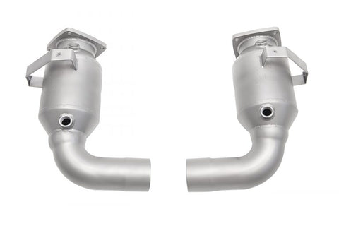SOUL Porsche 991.2 Carrera Base / S (without PSE) Sport Catalytic Converters - SSR Performance