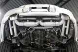 SOUL Porsche 996 Turbo Competition X-Pipe Exhaust System - SSR Performance