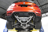 SOUL BMW F80 M3 / F82 M4 Valvetronic Exhaust System - SSR Performance