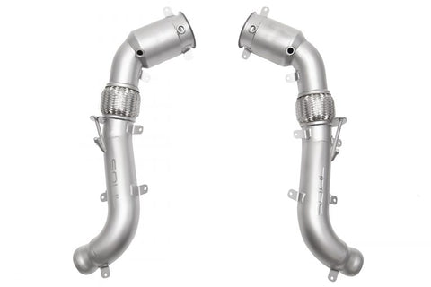 SOUL McLaren 570S / 570GT / 540C Sport Downpipes - SSR Performance